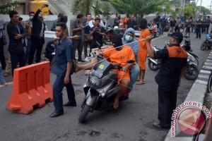 Polres Denpasar Rekonstruksi Adegan Pembunuhan Anggota TNI