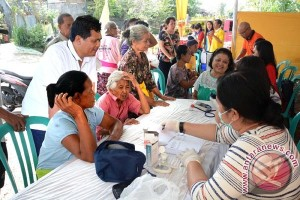 Program Safari Kesehatan Pemprov Bali Sasar Masyarakat Badung