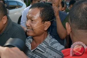 Tersangka Penjual Lahan Tahura Ditahan Kejati Bali