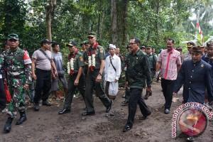 Wabup Klungkung Terima Kunjungan Tim Wasev Mabes TNI