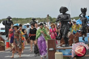 Wisatawan China ke Bali Meningkat 59,61 Persen