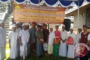 STAH Negeri Mpu Kuturan Laksanakan Pengabdian Masyarakat di Desa Madenan