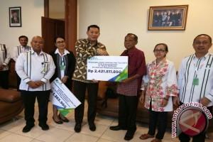 Pensiunan Klaim JHT Rp2,4 Miliar di BPJS Ketenagakerjaan Denpasar
