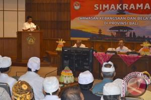"""Pemprov Bali Gelar """"Simakrama"""" Kebangsaan Bersama """"Pandita"""" Hindu"""