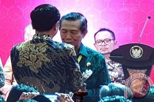 TPID Bali Rebut Tiga Penghargaan Pengendalian Inflasi