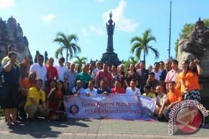 Temu Nasional Alumni Peradah Indonesia Jalin Kebersamaan (Video)