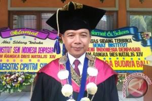 Rektor ISI Denpasar Tekankan Multikultur Lewat Seni