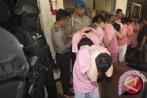 Polda Bali Pindahkan 27 WNA China Kasus Penipuan