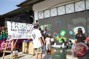 Nippon Paint Indonesia Dukung Kreativitas Seniman Mural