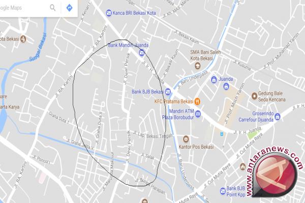 Jalan Dewi Sartika Menjadi Dewi Persik, Bekasi Klarifikasi Google