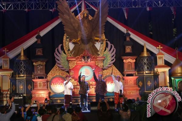 Menpar Membuka BritAma Sanur Village Festival 2017 (Video)