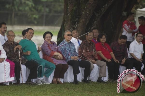Megawati: Pancasila Tuntutan Hidup untuk Bentuk Karakter Pemimpin