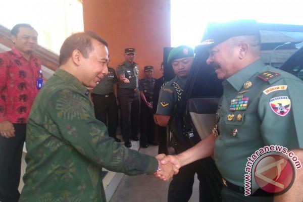 PKKMB ISI Denpasar Hadirkan Pangdam Udayana (Video)