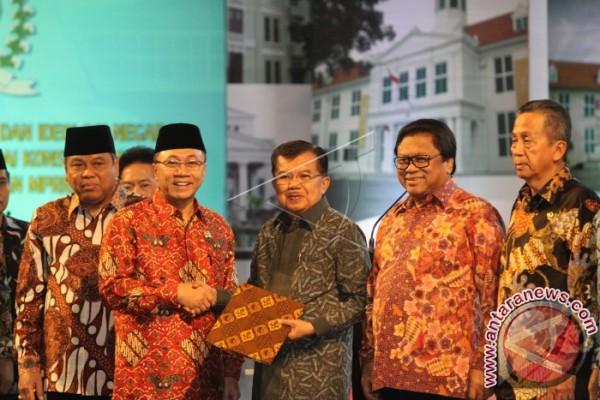Wapres hadiri peringatan Hari Konstitusi
