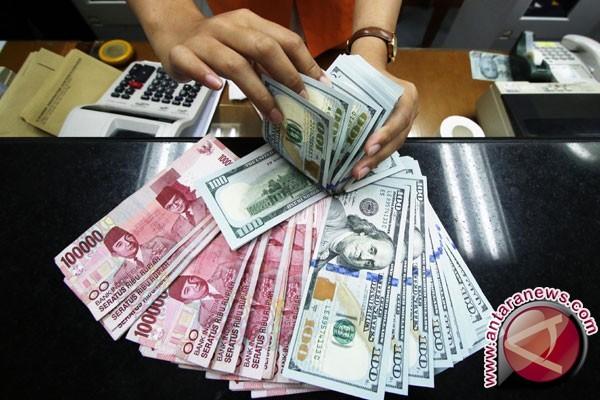 Rupiah Kamis Menguat ke Rp13.554 per Dolar AS