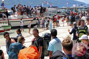 Kunjungan Wisatawan Mancanegara Turun Selama Juni