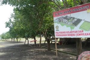 Politeknik Negeri Kelautan Jembrana Segera Beroperasi