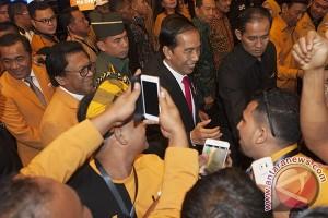 Presiden Bicara Pemanfaatan Momentum Pertumbuhan Ekonomi
