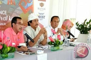 Transaksi Sanur Village Festival Dilayani Nontunai BRI
