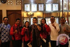 Dwi Purnama Atlet Tabanan Wakili Indonesia Wood Ball