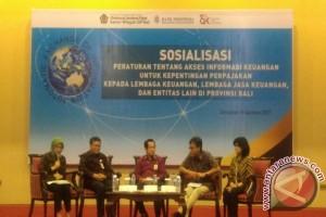 Pajak Bali Imbau Nasabah Tidak Khawatirkan Data Keuangan