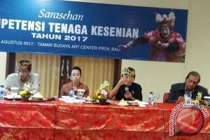 Disbud Bali Siapkan Kurikulum Panduan Sanggar Tari