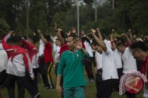 Presiden: Pancasila Bintang Pengarah Hadapi Kompetisi