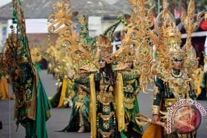 Presiden Jokowi: Jember Kota Karnaval Dunia