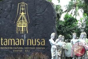 Wisatawan kunjungi Taman Nusa turun 5 persen