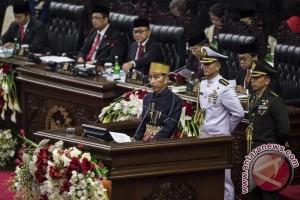 Materi Pidato Presiden Jokowi di Depan Sidang Tahunan MPR