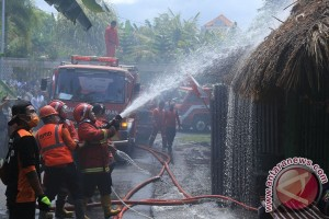 Tempat Pengajian di Klungkung Terbakar
