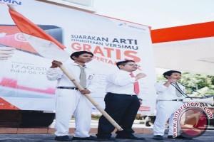 Pertamina Bali Bagi Pertamax Gratis HUT RI
