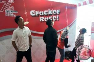 Meriahkan HUT RI, Bandara Bali Adakan Lomba Makan Kerupuk