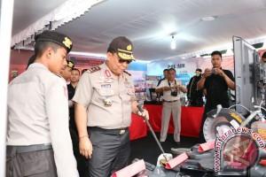 Kapolda Bali Cek Kesiapan Pelaksanaan Pameran Kepolisian
