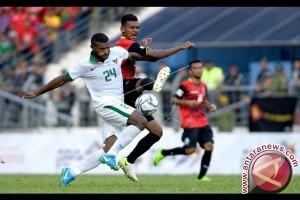 Indonesia Taklukkan Timor Leste 1-0