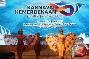 "Presiden Jokowi ""Endorser"" Utama Karnaval Kemerdekaan Pesona Parahyangan"