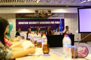Bandara Bali Latih Avsec Wanita Cegah Terorisme