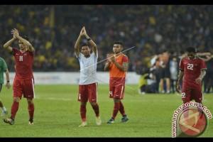 Timnas Kalah Lawan Malaysisa