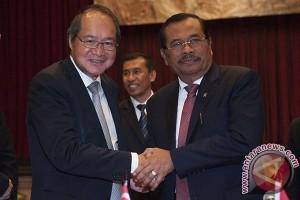 Bilateral Jaksa Agung RI-Singapura