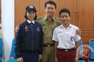 Pelajar Klungkung Wakili Bali Dalam Kegiatan Nasional