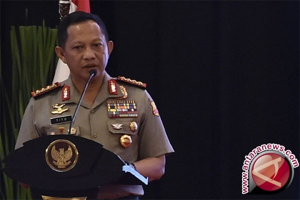 Kapolri akan Menemui kepala Polisi Myanmar Bahas Masalah Rohingya