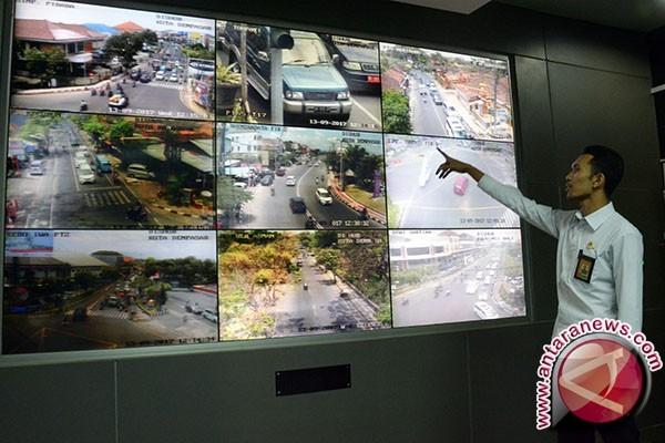 Pemkot Denpasar Siapkan 51 CCTV Tilang Elektronik