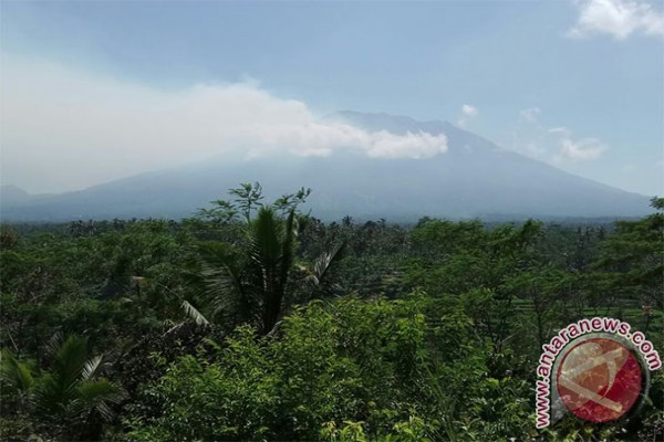 PVMBG Urges People To Halt Activities Near Mount Agung