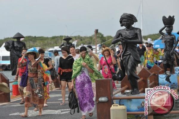 November-Desember, Bali gaet wisatawan rombongan