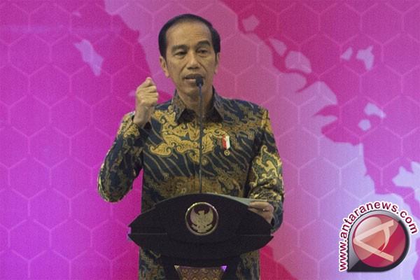 Presiden Jokowi Gelar Pertemuan Terbatas Dengan Najib