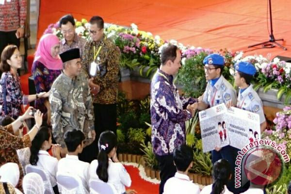 """Gubernur Bali: """"taruna"""" harus miliki spirit tinggi"""