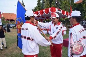 Wabup Optimistis Buleleng Raih Prestasi Pada Ajang Porprov di Gianyar
