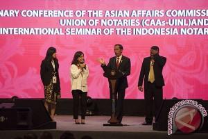 Jokowi Dorong Reformasi Mendasar untuk Kemudahan Berbisnis (Video)