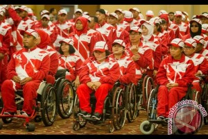 Pelepasan Atlet Asean Paragames