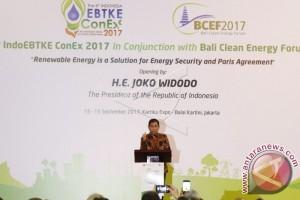 Pembukaan IndoEBTKE ConEx 2017